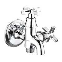 Brass Bib Tap 2 Way Supplier