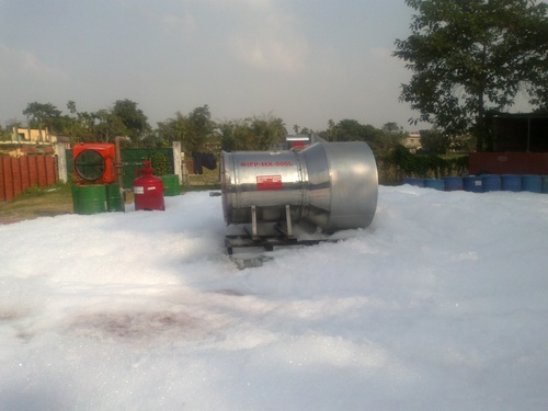 High Expansion Foam Generator