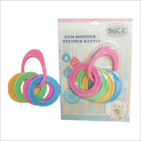 Ringer teether