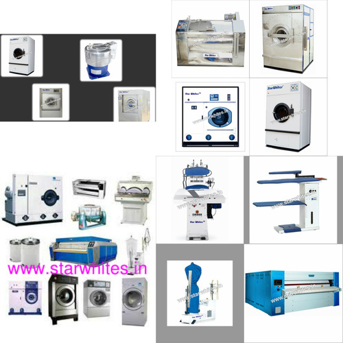 Industrial Laundry Equipments