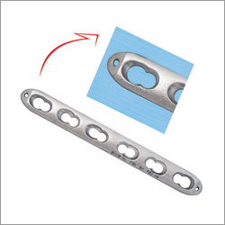 Narrow Locking Compression Plate