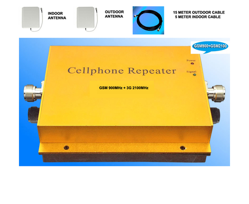 GSM & 3G Mobile Signal Booster