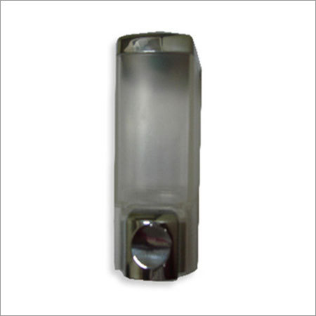 Manual Soap Dispenser Chrome (250ml)