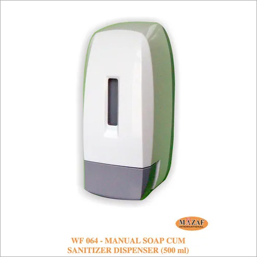 Manual Soap cum Sanitizer Dispenser (500ml)