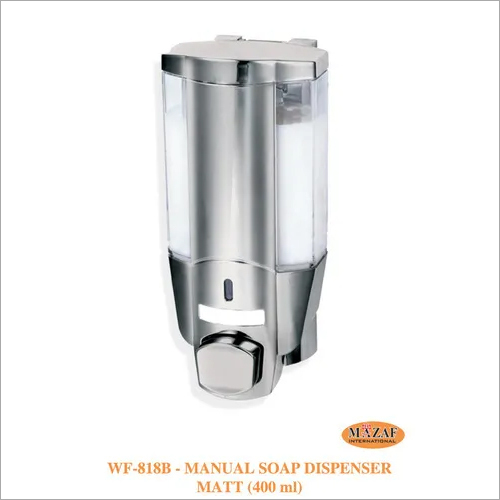 Manual Soap Dispenser Matt (400ml)