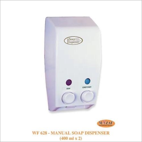 Manual Soap Dispenser (400ml x 2)