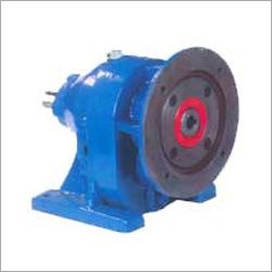 Hollow Input Helical Gear Box