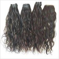Natural wavy curly,