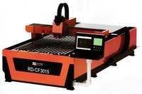 Daul-Driver Fiber Laser Cutting Machine