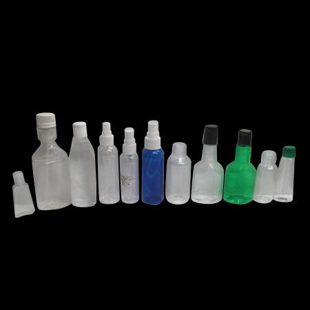 Cosmetic Plastic Pet Bottles