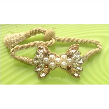 Embroidery Thread Bracelets