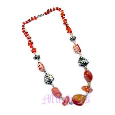 Multi Stone Necklaces