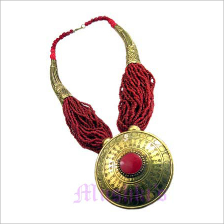 Ladies Ethnic Necklaces