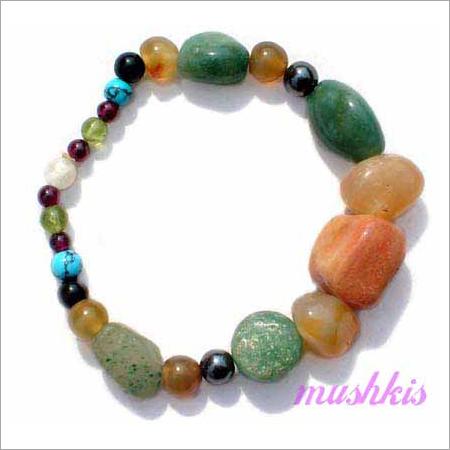 Mushkis Gemstone Bracelet