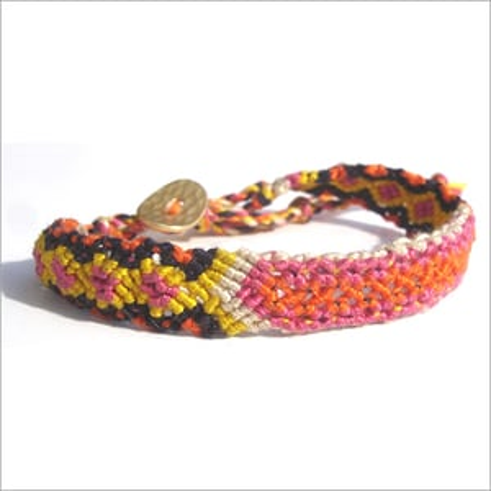 Mushkis Hemp Fashion Bracelet