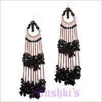 Mushkis Long Fashion Earring