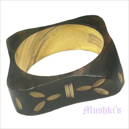 Designer Wooden Bangles