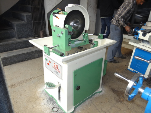 Manual Pipe Cutting Machine