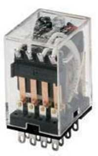 Honeywell Relays SZR-MY4-N1-DC24V