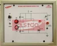 Bistable Multivibrator using IC 555