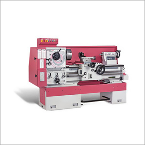 Precision Geared Lathe Machine