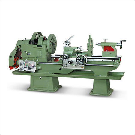 Belt Driven Lathe Machine