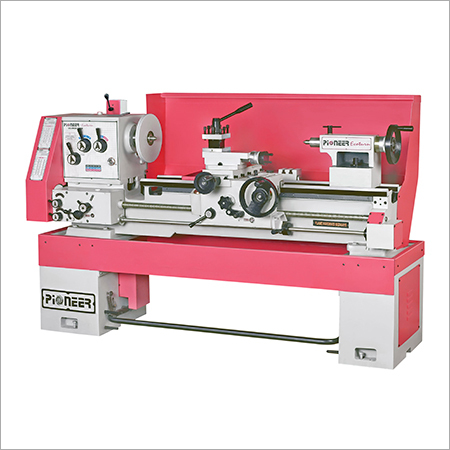 Ecoturn Geared Lathe Machine