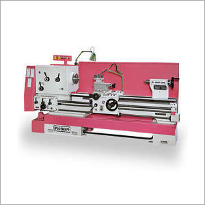 Extra Heavy Duty Geared Lathe Machine