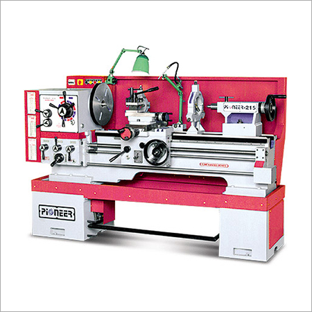 Center Lathe Machine