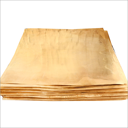 Industrial Brass Sheets