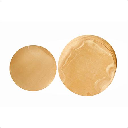 Brass Copper Circles