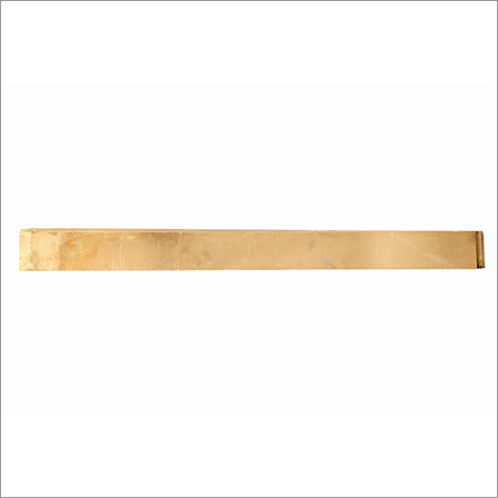 Industrial Brass Strip