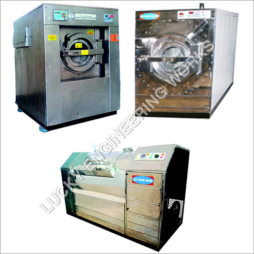 Automatic Industrial Washing Machine