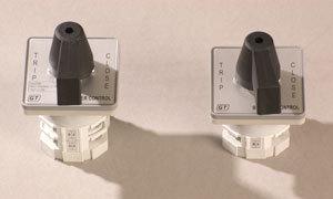 Breaker Control Switch