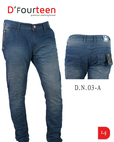 NOSTRUM MENS COTTON JEANS