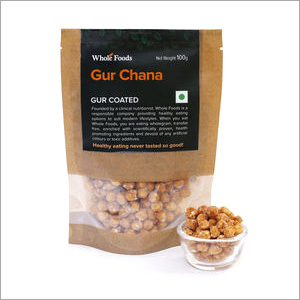 Gur Coated Chana