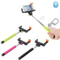 Selfie Stick with Bluetooth Button