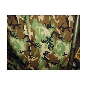 Camouflage Nylon Coated Fabric