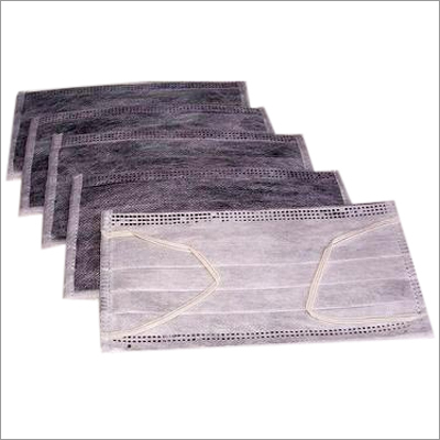 Four Ply Activated Carbon Face Mask