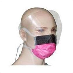 Four Ply Anti Fog Visor Mask