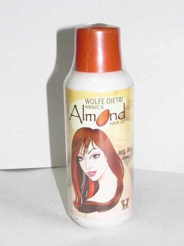 Almond Hair Oil