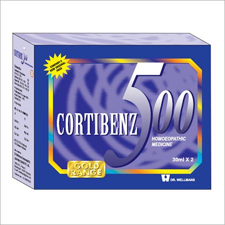500 Cortibenz Tonic