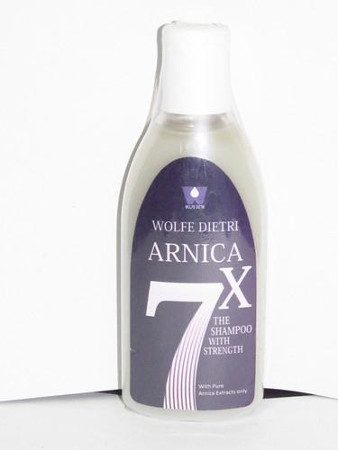 7X Arnica  Shampoo