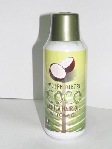 Coco Arnica Hair Oil