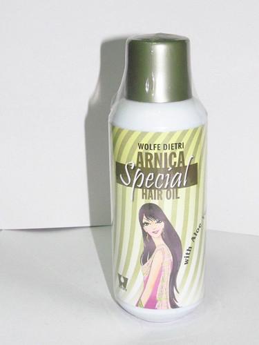 Special Arnica Hair Oil