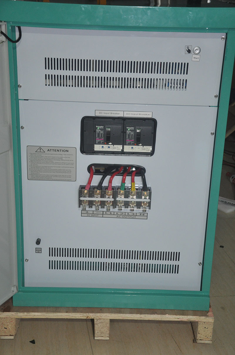50KW Three Phase Off Grid Inverter