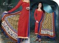 Reddy Blue Low Range Bhagalpuri Silk Suit