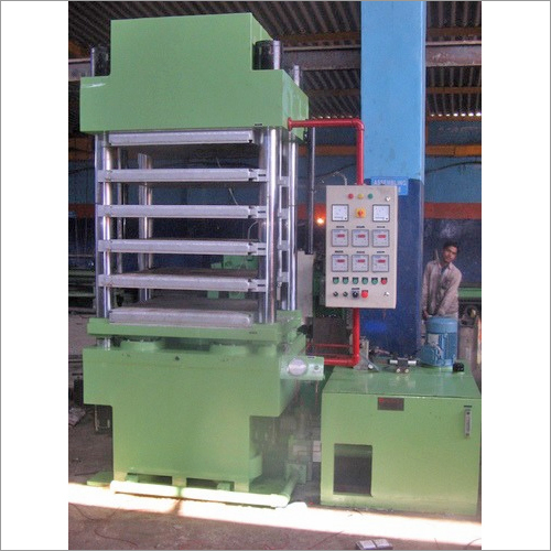Rubber Mat Moulding Machine