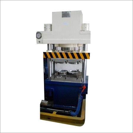Hydraulic Crockery Press