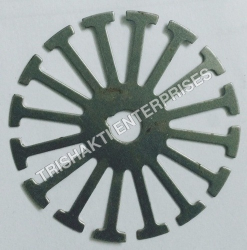 DC Exhaust Fan Stamping